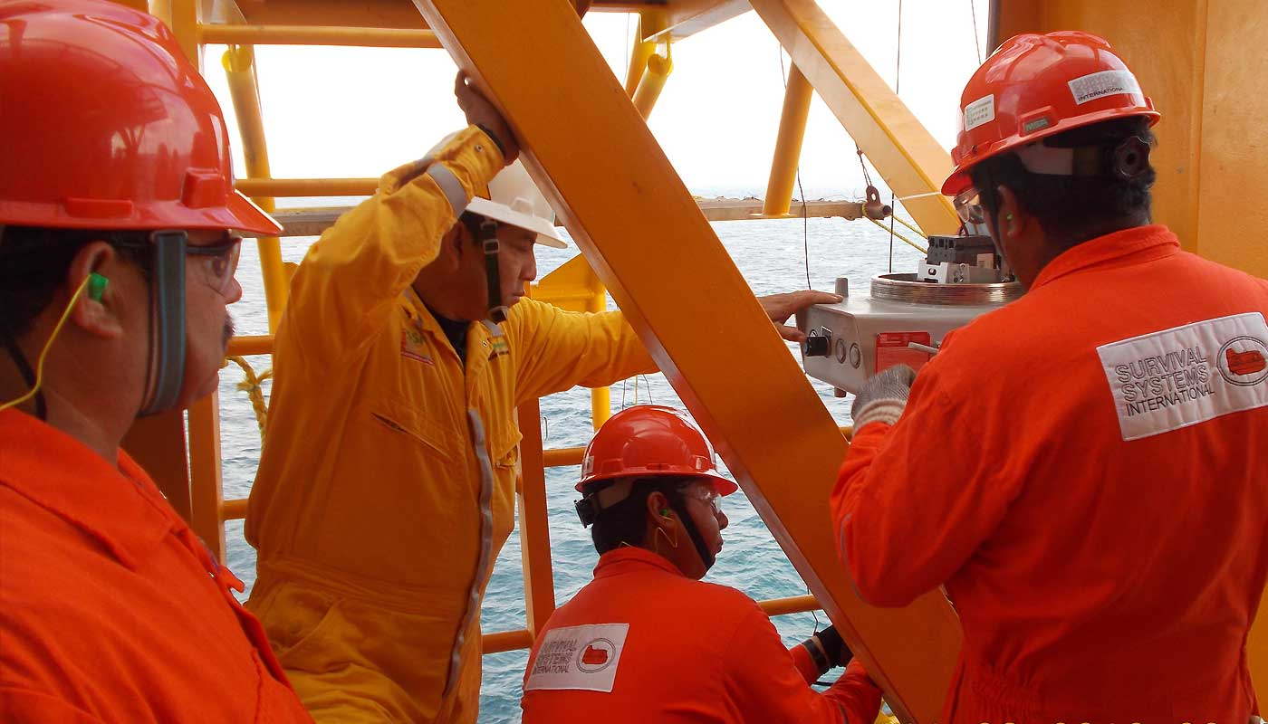 offshore inspection