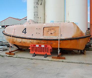 lifeboat refurbishments