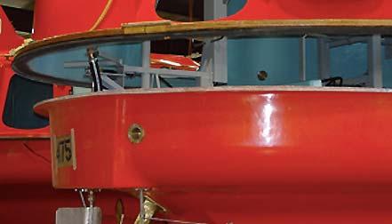 lifeboat capsule strength