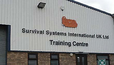 survival systems uk training centre