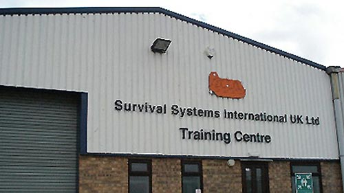 oil and gas training school uk