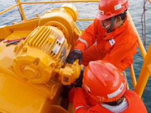 lifeboat maintenance