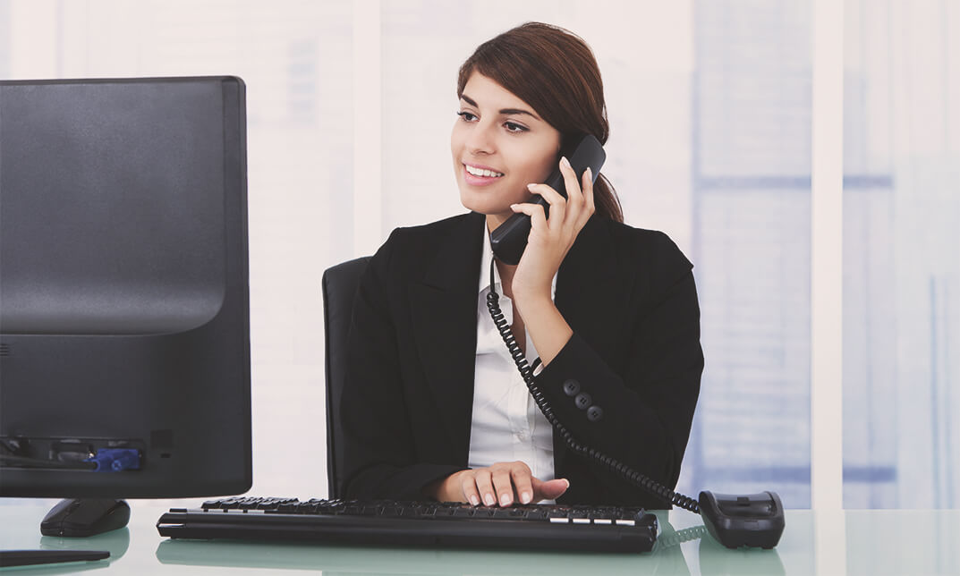 RECEPTIONIST job uk