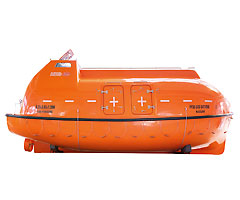 twinfall lifeboat capsule